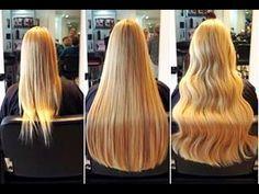 4 Einfache Hausmittel für dickeres Haar! – YouTube