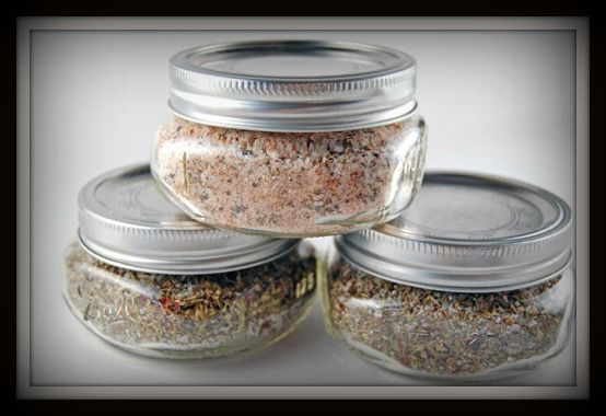 Spice Mixes - for you to make - every kind you can thing of from Blackened Spice Mix to Apple Pie Spice Mix