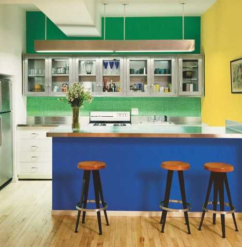 SUNSHINE color triplet by ISOMAT will give your kitchen the energetic essence you need, to start your days with a smile! http://www.isomat.eu