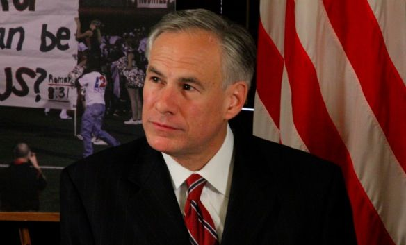 TX GOV. GREG ABBOTT: Just Gave 'SYRIAN REFUGEES' Headed For TX Some BAD NEWS