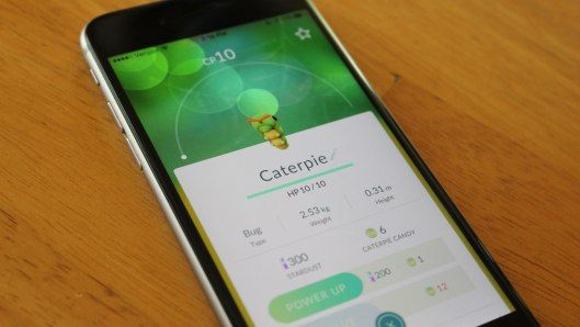 Apple says Pokémon Go is the most downloaded app in its