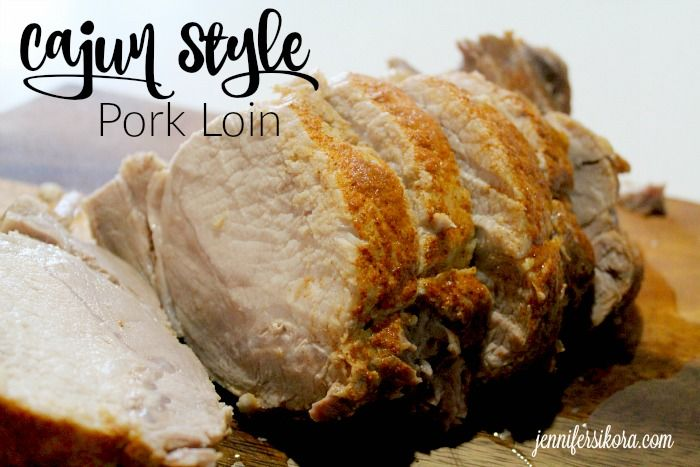 My Cajun Style Pork Loin is so easy to make and if you use the Fairwind FWPC6L 6 Liter Pressure Cooker, you can have dinner on the table in an hour.