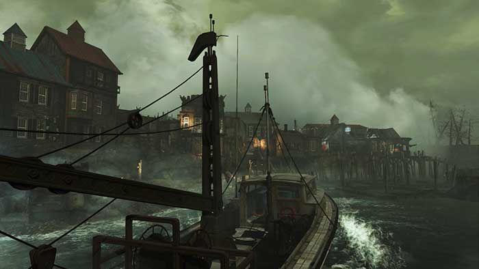 Fallout 4 : La bande-annonce de Far Harbor est disponible  - En attendant la sortie de la troisième extension de Fallout 4, Far Harbor, en téléchargement sur Xbox One, PlayStation 4 et PC à partir du jeudi 19 mai, nous sommes heureux de dévoiler...