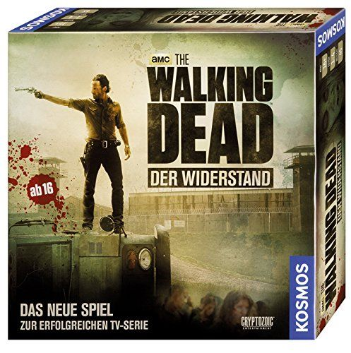 Kosmos 692308 - the Walking Dead - Der Widerstand: Amazon.de: Spielzeug