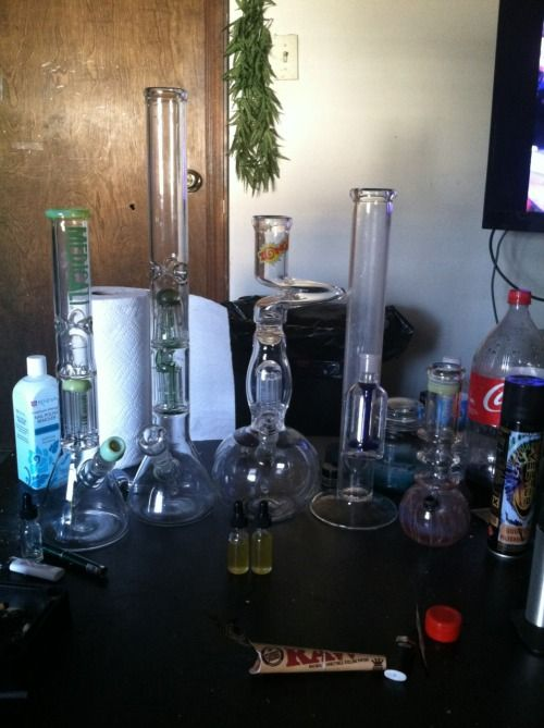 bluntxthoughts: More clean glass    And tincture | Bongs and Pipes