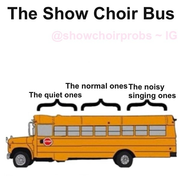 12 Signs You Were In Show Choir