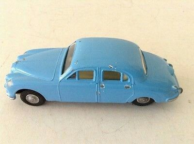 Spot On Jaguar 3.4 model no 114.  £8.99