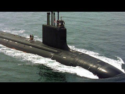 機密の塊 最新鋭原子力潜水艦の内部 バージニア級攻撃型原潜 - YouTube