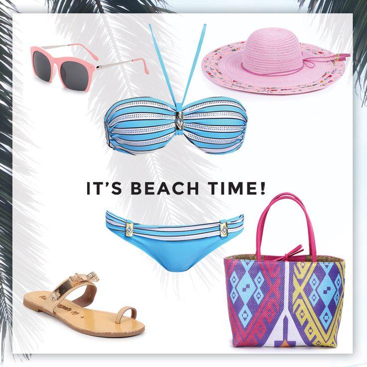 Образ для пляжного отдыха от Fullah Sugah