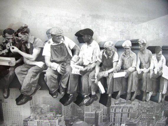 #Lunch #Atop a #Skyscraper #NewYork #Construction #Workers  - #3D #Artwork - 3D #Art - #FramedArt #TorontoArts #artsTO #Toronto #Canadian #CiracoFramers #Etsy #Etsysellers #Artisans #framedartwork