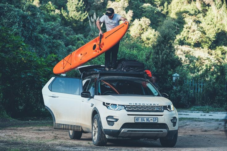 Land Rover All New Discovery 5 2017 Current Expedition Roof Rack Kit By Front Runner Land Rover Roof Rack Cargo Roof Rack