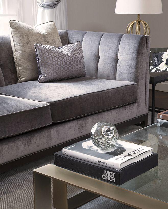 Bespoke Luxury Sofas Designed + Handmade in London