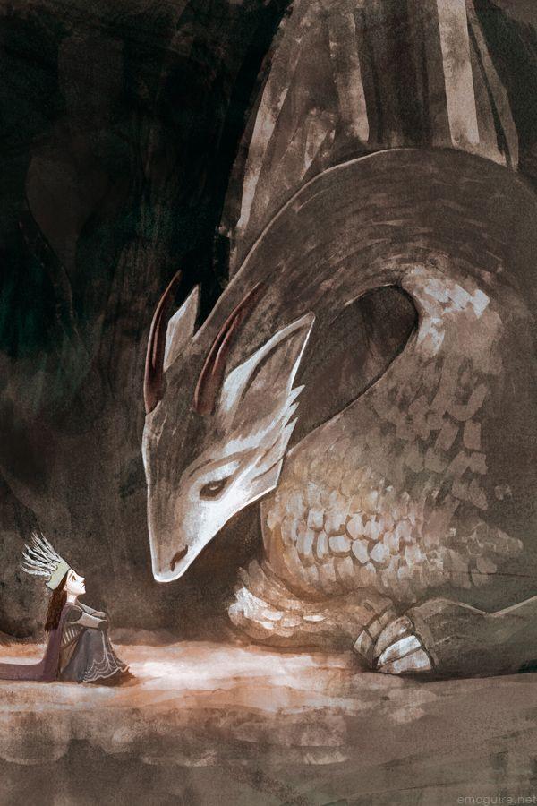 Erin McGuire | Dragon Girl