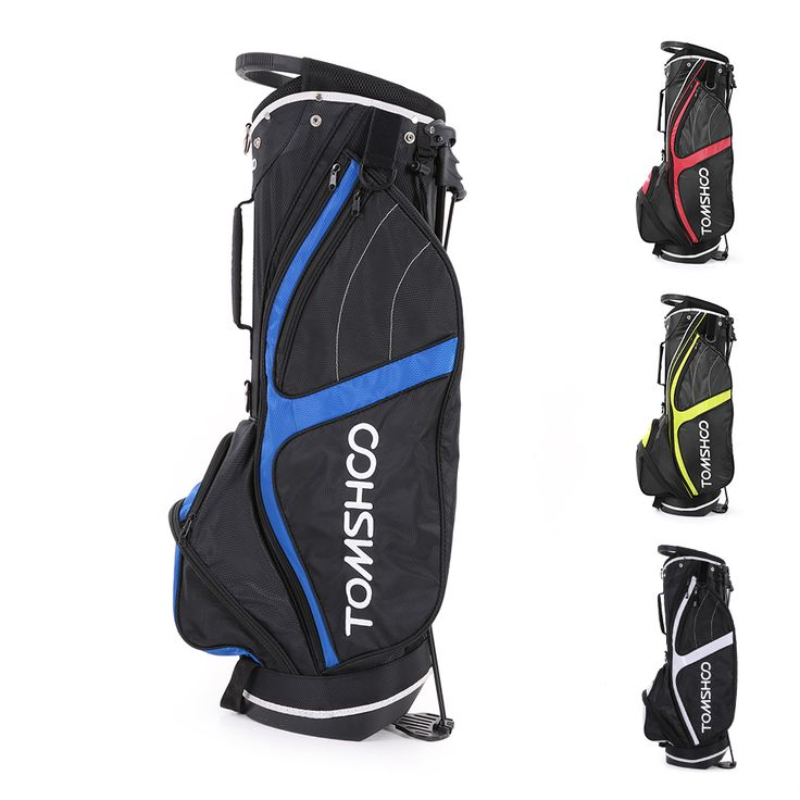 TOMSHOO Lightweight Golf Stand Bag Cart Bag 14 Way Full Length Individual Divider Top Golf Bag Golf Club Organizer Bag 4 Colors //Price: $52.24 & FREE Shipping //     #hashtag4