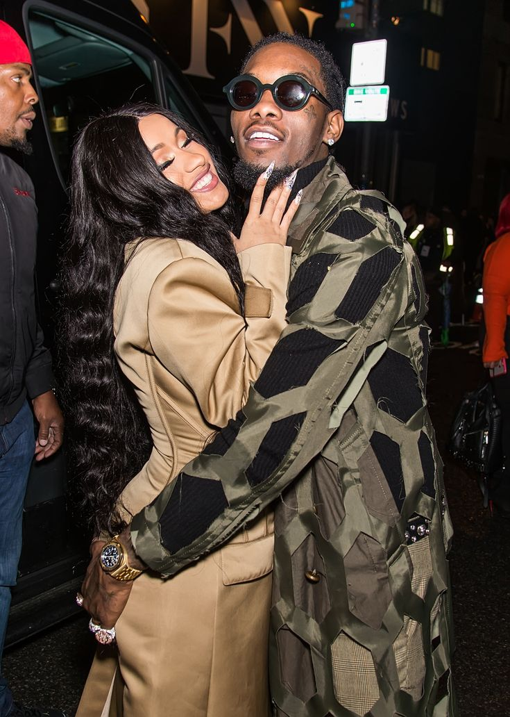 Cardi B and Offset | See Ava DuVernay, Yara Shahidi, Cardi B, Danielle Brooks and other celebrity pics of the week.