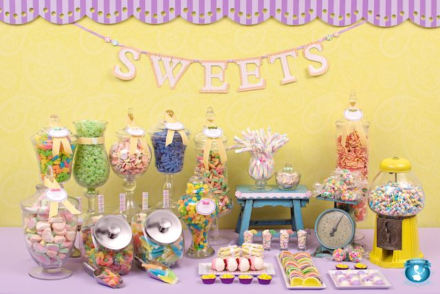 Sweets Indeed Blog » Candy Station