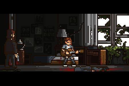 The Last of Us - Part IIPixel Artist: jonroru Source: jonroru.tumblr.com