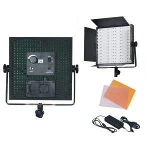 900 LED studio light panel