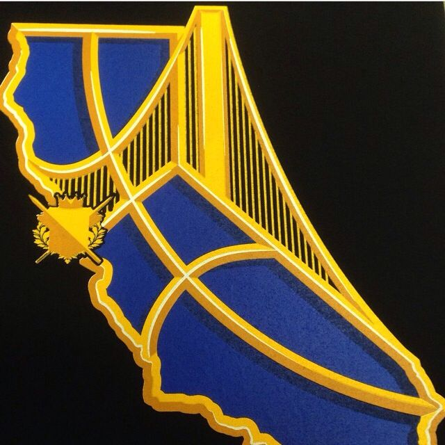 Golden State Warriors Shirt Womens