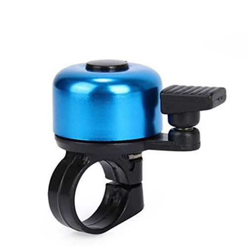 Bike Car Rack Accessories - Bilila For Safety Cycling Bicycle Handlebar Metal Ring Black Bike Bell Horn Sound Alarm >>> Be sure to check out this awesome product.