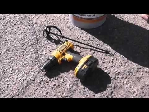 5 Gallon Big A Alligator Asphalt Repair Patch For Sale | Asphalt Sealcoating Direct
