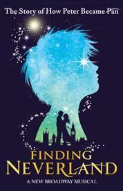 FINDING NEVERLAND, starring Matthew Morrison