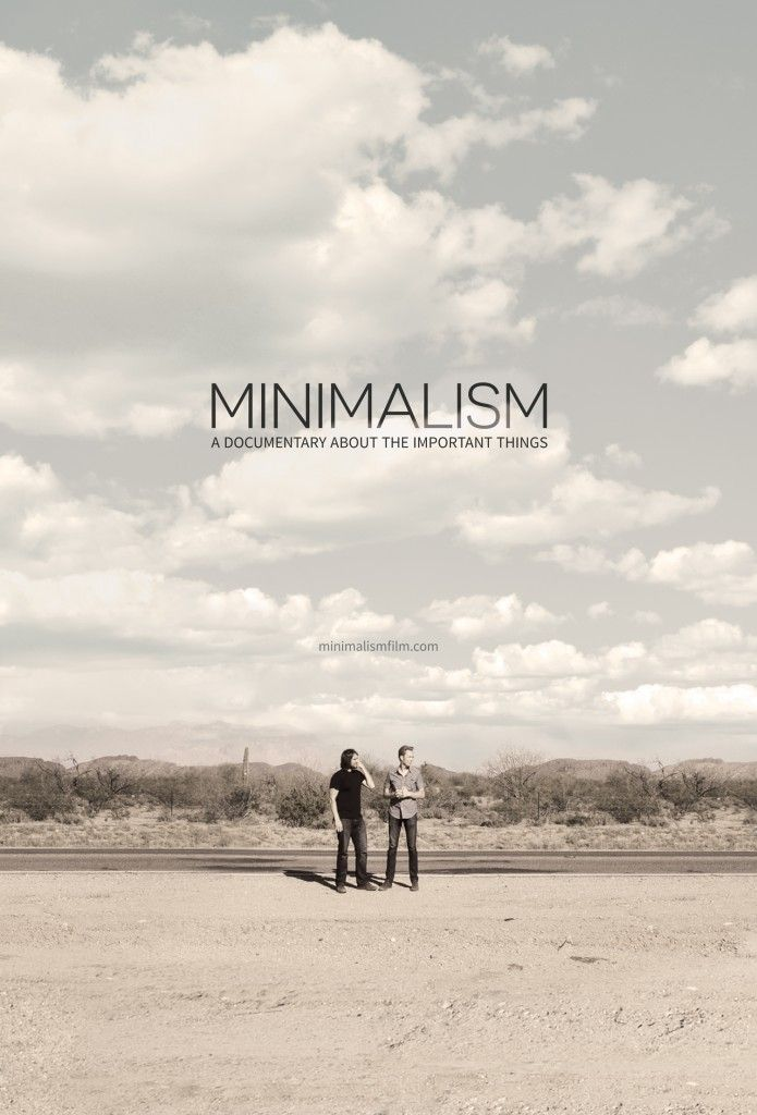 Minimalism Documentary in Theaters Tomorrow