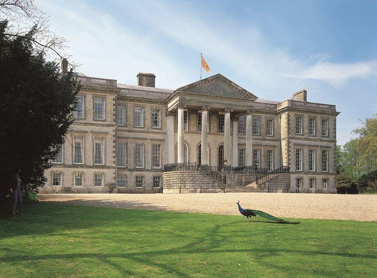 THE ENGLISH COUNTRY HOUSE: Ragley Hall, Warwickshire