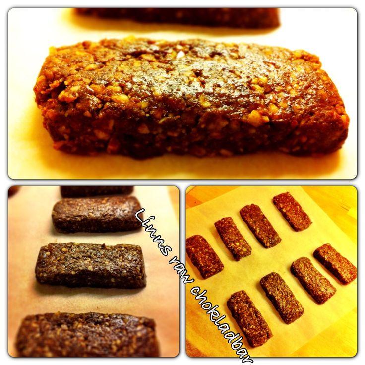 linns raw browniebar istället för raw-bite