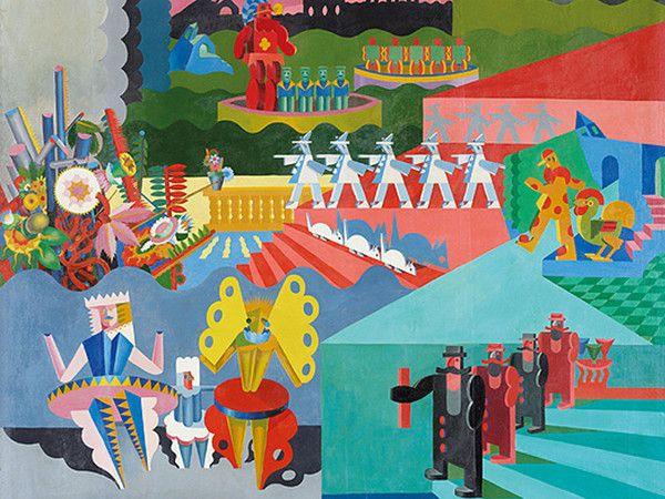 """La Fundación Juan March propone un viaggio attraverso la vita e l'arte di uno dei più formidabili esponenti dell'""""Avanguardia delle avanguardie""""."""