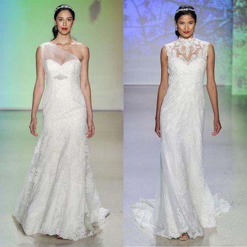 Estilista divulga nova coleção de vestidos de noiva inspirados em princesas da Disney