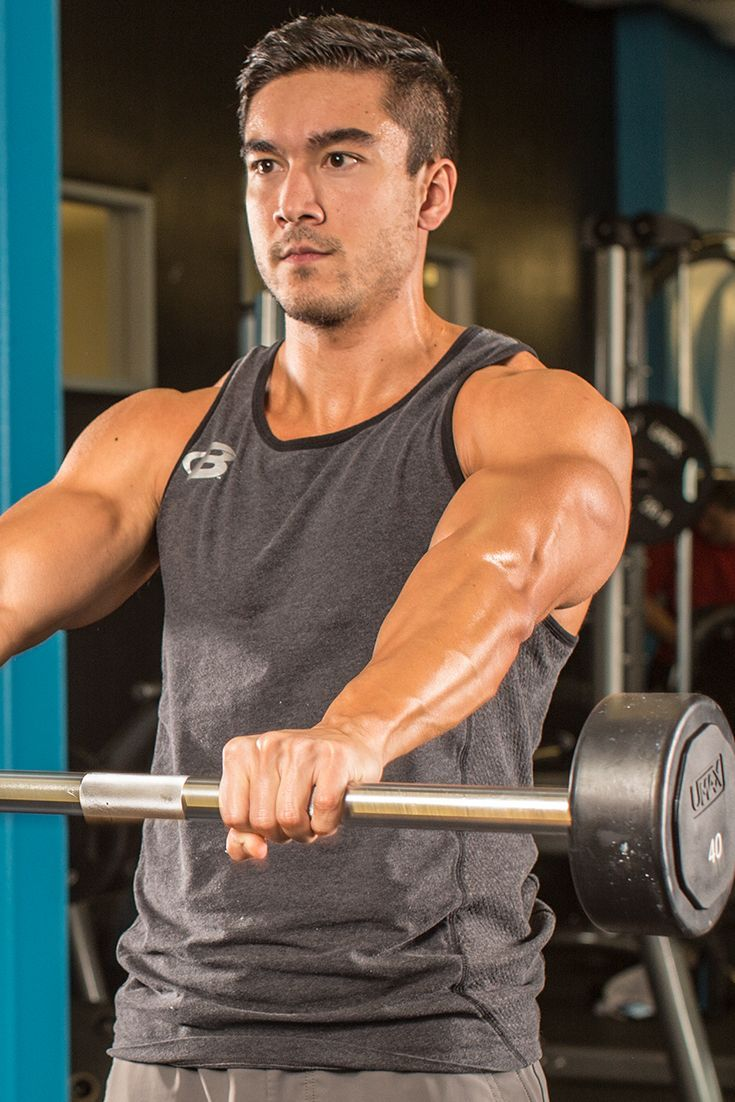 Progressing from beginner to intermediate means new delt movements and more training volume. Here are 5 new routines that'll keep the gains coming.