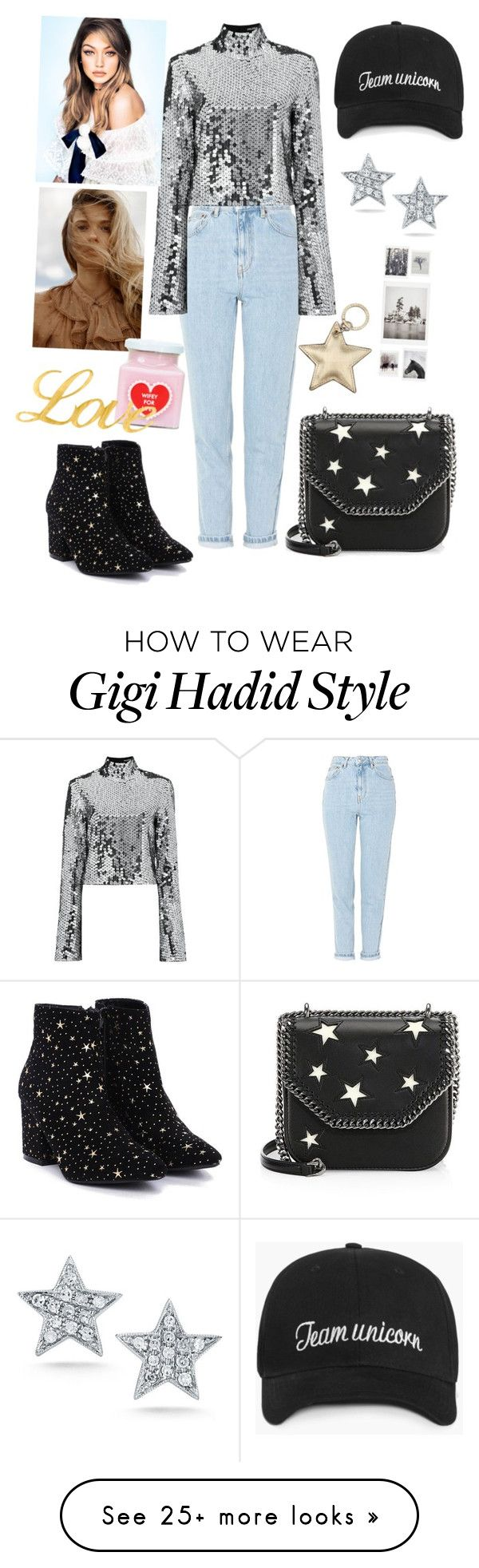 """Team"" by ramona-elena99 on Polyvore featuring Topshop, Filles à papa, STELLA McCARTNEY, Nasty Gal, Aspinal of London, JULIANNE and DENY Designs"