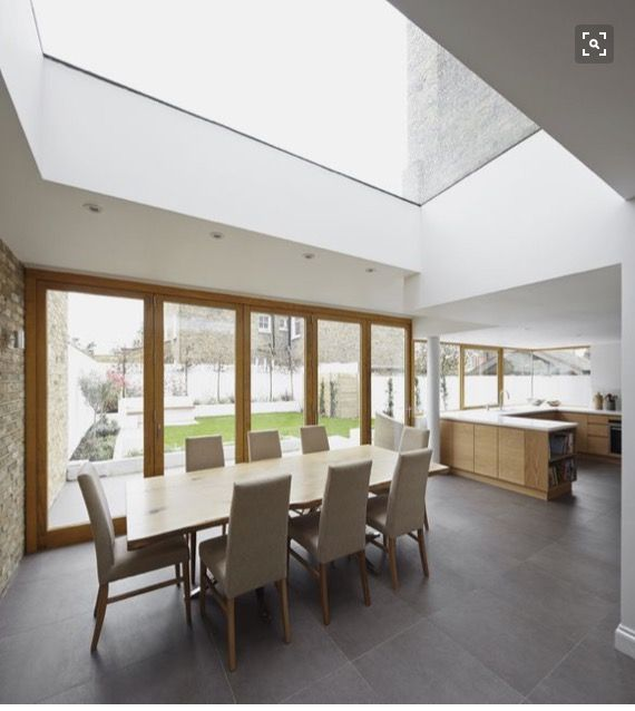 Glass Roof Inset, No Bars