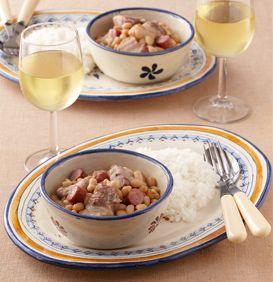 フェジョアーダ風豆の煮込み | お酒にピッタリ!おすすめレシピ | サッポロビール