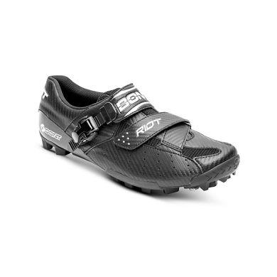 Zapatos negros con velcro Endura Mt500 para hombre gRjxZE