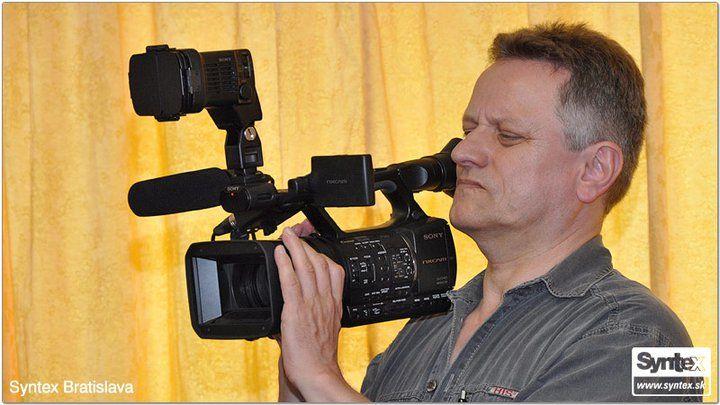 Syntex Roadshow 2010 - Syntex.sk #syntex #sony #camera
