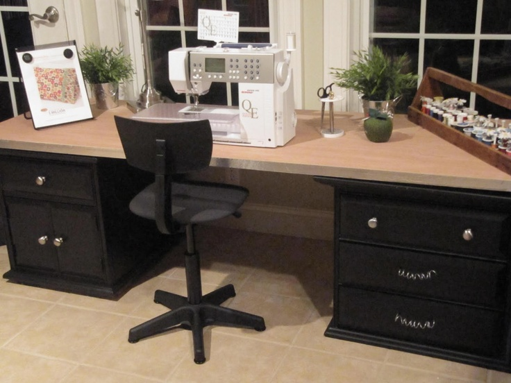 nightstand sewing table