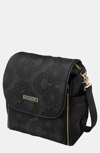 Petunia Pickle Bottom 'Embossed Boxy' Backpack Diaper Bag available at #Nordstrom and petunia.com