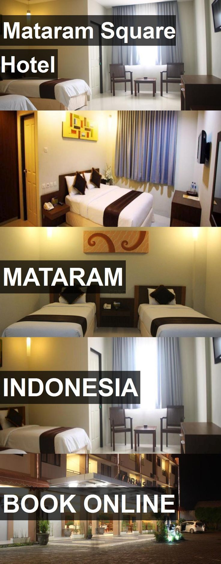 Mataram Square Hotel in Mataram, Indonesia. For more information, photos, reviews and best prices please follow the link. #Indonesia #Mataram #travel #vacation #hotel