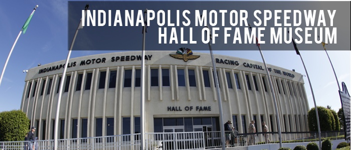Indianapolis Motor Speedway Museum.