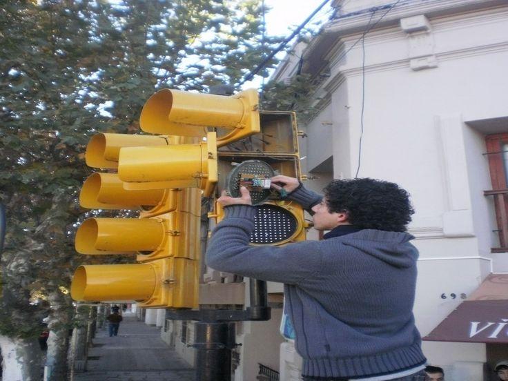 Incorporan equipos Led para semáforos en SFVC