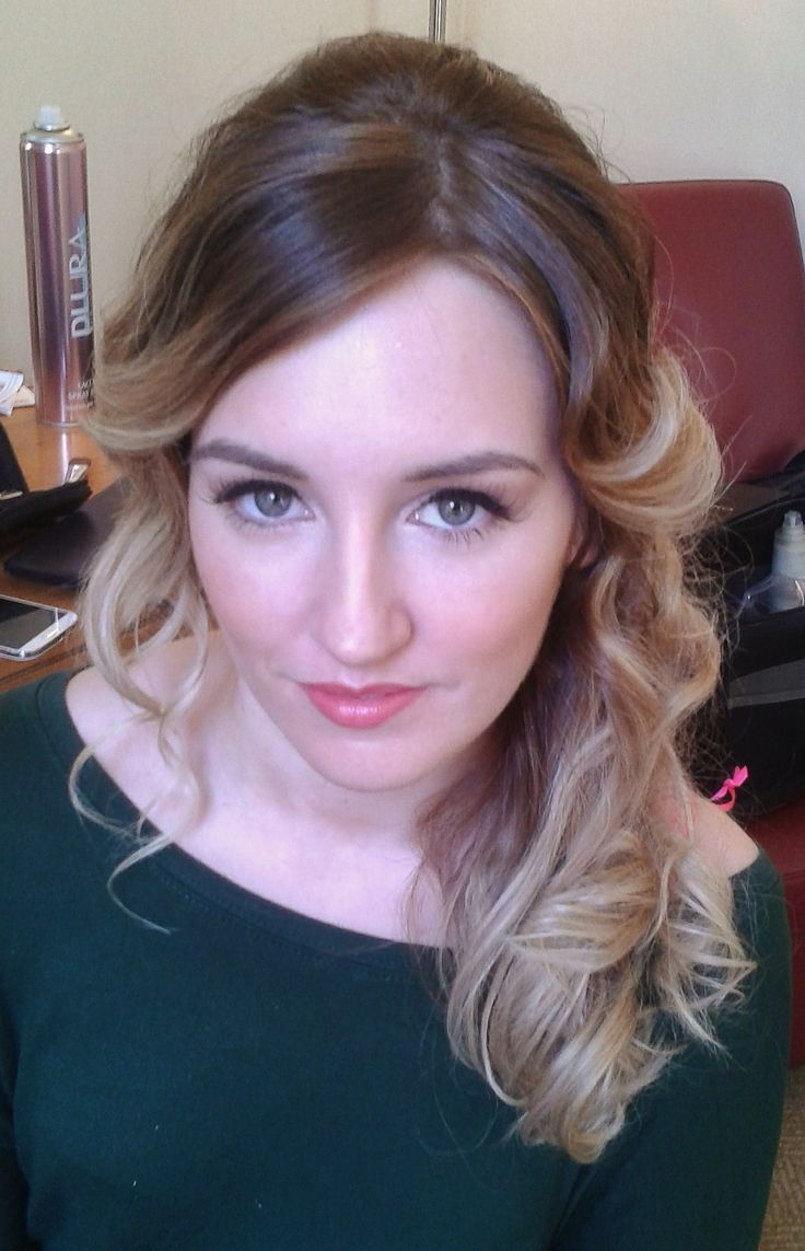 Wedding hair and makeup in Rome by Janita Helova  http://www.hairmakeupnails-rome.com/