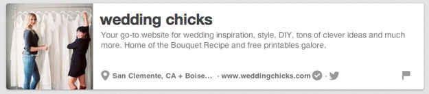Wedding Chicks | The 25 Best Pinterest Accounts To Follow When Planning Your Wedding