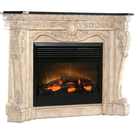Best 25+ Electric fireplace with mantel ideas only on ...