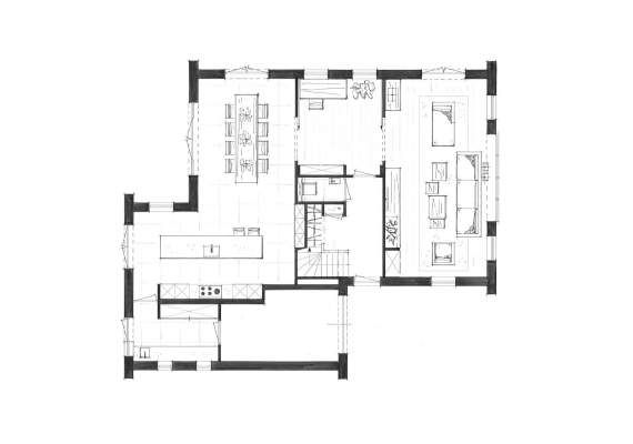 Interieur en productdesign door Bertram Beerbaum