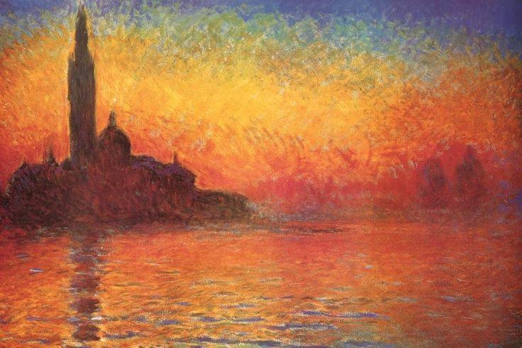 Things I Love: Claude Monet's Paintings