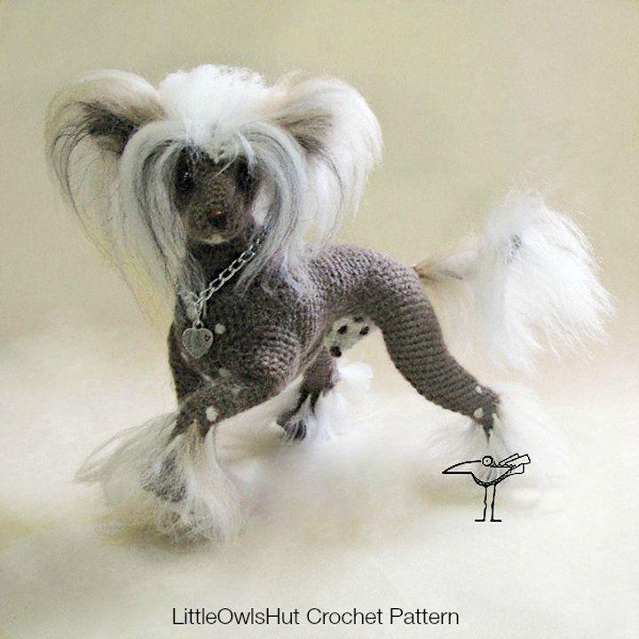 19 best Patrones ropa perrillos images on Pinterest | Crochet ...