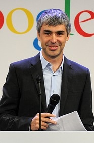Larry Page, Net Worth 20.3 B, Source of Wealth: Google