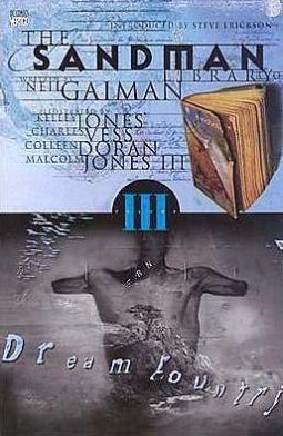 The Sandman Vol 3 Dream Country By Neil Gaiman